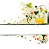 Grunge halloween background Royalty Free Stock Image