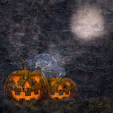Grunge halloween background stock photo