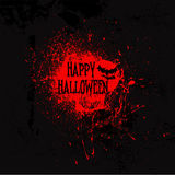 Grunge Halloween background` Royalty Free Stock Photo