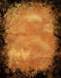 Grunge halloweenowa Tekstura Zdjęcie Stock