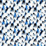 Grunge hand painted abstract pattern Royalty Free Stock Photos