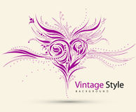 Grunge heart design Royalty Free Stock Photography