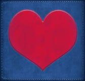 Gunge Heart Illustration stock illustration