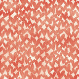 Grunge Hearts Pattern Stock Image