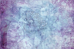 Grunge hecho a mano de la burbuja imagenes de archivo