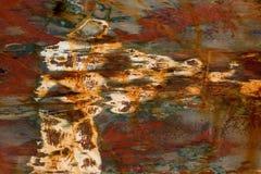 Grunge Hintergrund 1 Stockbild