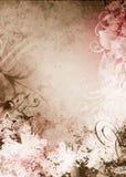 Grunge Hintergrund Stockfoto