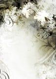 Grunge Hintergrund-Bronze Stockfoto