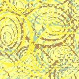 Grunge Hintergrund in der Retro- Art Lizenzfreie Stockbilder