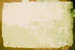 Grunge Hintergrund mit Rand Stockbild