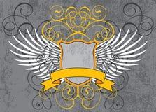 Grunge Hintergrund, Vektor Stockbild
