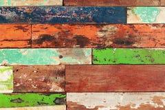 Grunge Holzbeschaffenheit Stockbild
