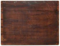 Grunge Holzvorstand lizenzfreies stockfoto