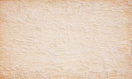 Grunge horizontal beige background. wall with texture. Vector Illustration Royalty Free Stock Photos