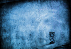 Grunge Hourglass Background Royalty Free Stock Photo