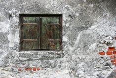 Grunge house Stock Image