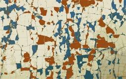 Grunge houten Abstract patroon, Retro Wijnoogst vector illustratie