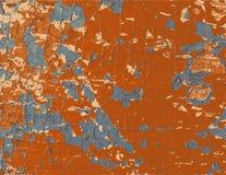 Grunge houten Abstract patroon, Retro Wijnoogst royalty-vrije illustratie