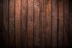 Grunge houten muur, voor achtergrond en textuur Stock Foto's