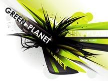 Grunge illustration Stock Images