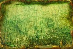Grunge illustration frame texture background Royalty Free Stock Image
