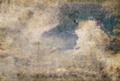 Grunge image of sky Stock Image