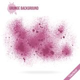 Grunge Ink splashes background vector Royalty Free Stock Images