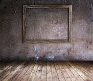 Grunge interior Stock Photos