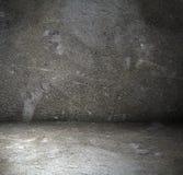 Grunge interior Royalty Free Stock Image