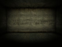 Grunge interior background Stock Image