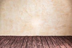 Grunge interior Stock Images