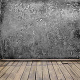 Grunge interior room Stock Photo