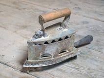 Grunge iron Stock Photography