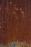 Grunge iron rust texture Stock Images