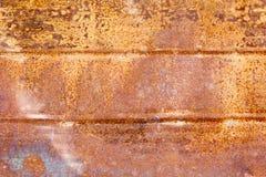 Grunge iron rust texture background. Stock Image