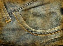 Grunge Jeans Stockbilder