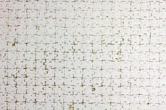 Grunge jigsaw puzzle background Royalty Free Stock Image