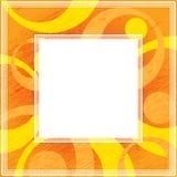 Grunge kader-06 Royalty-vrije Stock Foto