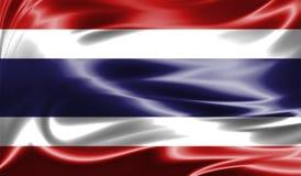 Grunge kolorowy tło, flaga Costa Rica Zdjęcia Stock