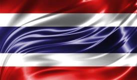 Grunge kolorowy tło, flaga Costa Rica Zdjęcie Royalty Free
