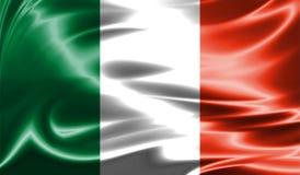 Grunge kolorowy tło, flaga Irlandia Obrazy Stock