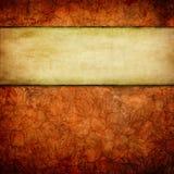 Grunge kwiecisty tło z przestrzenią dla teksta Zdjęcia Stock