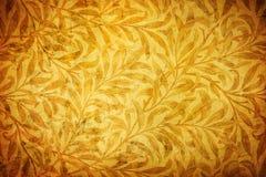 Grunge kwiecisty tło z przestrzenią dla teksta Obrazy Royalty Free