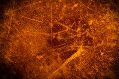 Grunge lädertextur arkivfoto