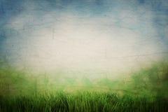 Grunge landscape Royalty Free Stock Images