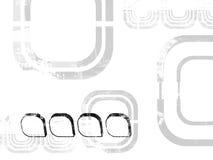 Grunge layout Royalty Free Stock Image