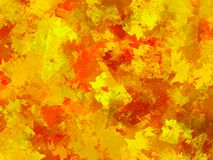 Grunge leaf background Royalty Free Stock Photos