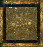 Grunge Leather Picture Frame Royalty Free Stock Images