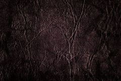 Grunge Leather Surface Texture Background. Photo Stock Photography