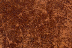 Grunge leather texture Stock Photos